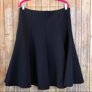 Vince Camuto navy blue skirt